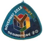 2018 Roverway Rainbow Cafe